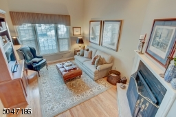 View of Living Room from Dining Room