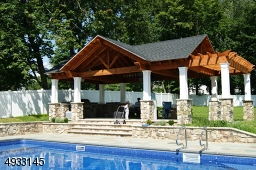 Deluxe gazebo options