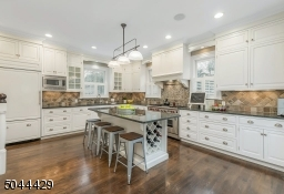 Gourmet Kitchen, Cabinetry Ceiling Height