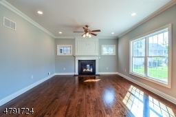 Sample of finished family room