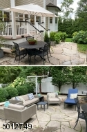 Gorgeous Stone Patios