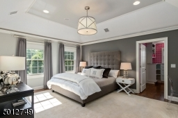 Vaulted Ceilings, 2 Master Closets & a Stunning Master Bathroom