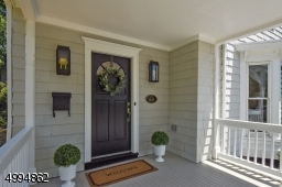 Inviting front porch - Welcome Home