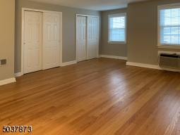 Additional closet & alcove space due to private front entry below.