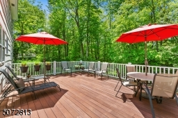 Large deck with great flow for entertaining