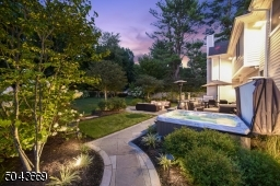 Backyard Oasis, beautifully landscaped.