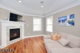 Complete with gas fireplace