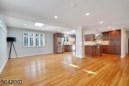 Family Room/Kitchen boasts plenty of space to entertain!