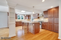 Eat-in at the spacious kitchen island!