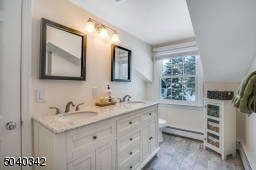 Another beautiful newer full bathroom.