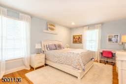 This generous sized bedroom offers incredible closet space and opens to the Jack & Jill bathroom