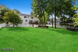 Fully Fenced level grassy yard space