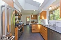Granite Counters, Custom Cabinets