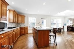 New Kitchenaide Double Oven, Bosch Dishwasher, Refinished Hardwood Floors