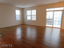 Recently Refinished Hardwood Floors