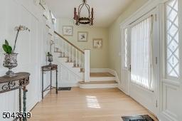 Crown Molding & Period Front Door
