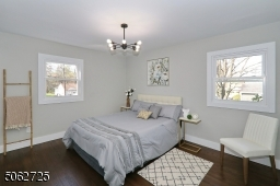 Large bedroom with double closet