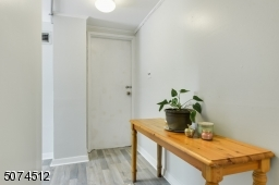 Backdoor into the laundry /mudroom/Utility Room -Storage with a full bath connects into the garage.