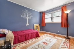 All Second-floor bedrooms have hardwood floors and Freshly painted