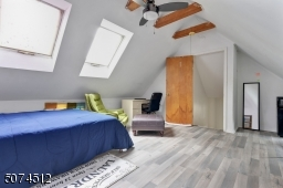 Brand new floors with skylights. Huge space. So much more to offer
