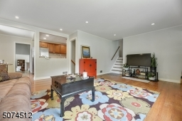Living /Dining Combo. Multiple zone baseboard heat. Central air conditioning