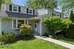 Attached 1 Car Garage. Just a short walk to Murray Hill Train Station, downtown New Providence shops & restaurants!