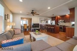 Ideal open floorplan