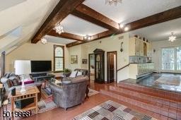 In Law Suite Doorway & Full Bath Doorway