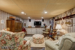 """Located at recreation room area. Also,full finished basement has  bonus room 11'. 7""""x13', utility room 21' x 19.6"""" w/workshop & walkout bilco doors installed in 2003, and extra closets, cedar 2'.8"""" x &' additional storage 2'.8"""" x 7 with wire shelves."""