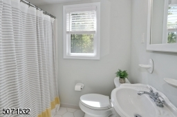 Located on 2nd Floor;  With Tub / Shower