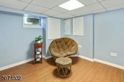 Office Area / Den