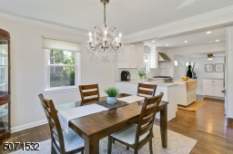 With Open Floor Plan to Kitchen