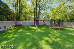 Spacious Backyard;  New Vinyl Fence 2015; Playset Included; Trampoline Excluded