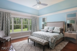 The decorator coordinated custom drapes/window treatments with the paint colors throughout.  This home is stunning.