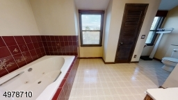 Large 2 Person Jacuzzi Tub - Stall Shower - Home Built in 1987