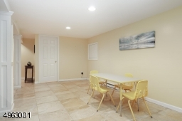 The Finished Basement is a great space for activities of all kinds and feature
