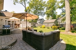 Lovely Paver Patio