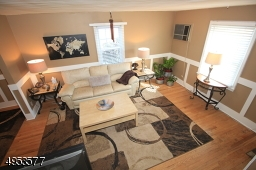 Another view of Living Room -- lots of natural light