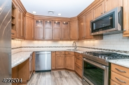 Preparing meals will be a pleasure in this well laid out kitchen.