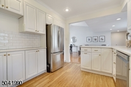 Newer Stainless Steel LG Appliances