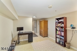 Lower level spacious bonus room with full bath, ideal for family room, private office or gym.