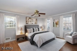 Featuring walk-in closets and full bath with shower stall