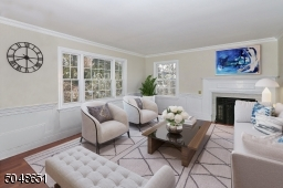 Family room and Living room can be switched. Features a wood burning fireplace.