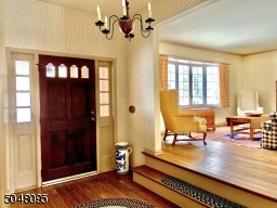 Entry Foyer w/Double Closets