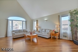 WOW!  high ceilings and many windows.
