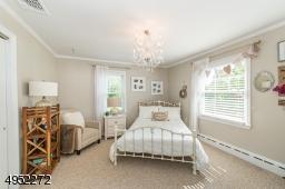 A light, bright, tranquil room