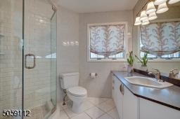 with stall shower off the bonus room/office or 5th Bedroom