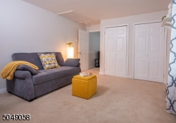 Utilized as an additional family room for those living in the in-law suite.