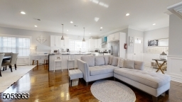 Open Concept w/ Wood Floors Throughout