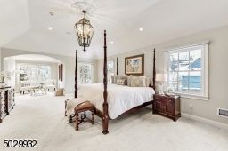 Retreat to the primary bedroom with a bright and cozy sitting area, 2 walk-in closets and en-suite bathroom.